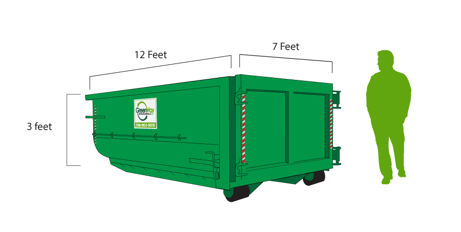 Roll Off Dumpster Rental Greenway Recycling Services Llc