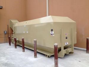 40 Yard Compactor