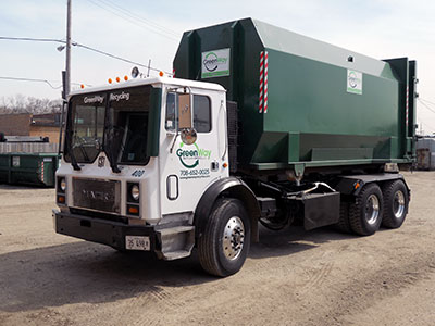 Accepted Materials - Greenway Recycles, LLC